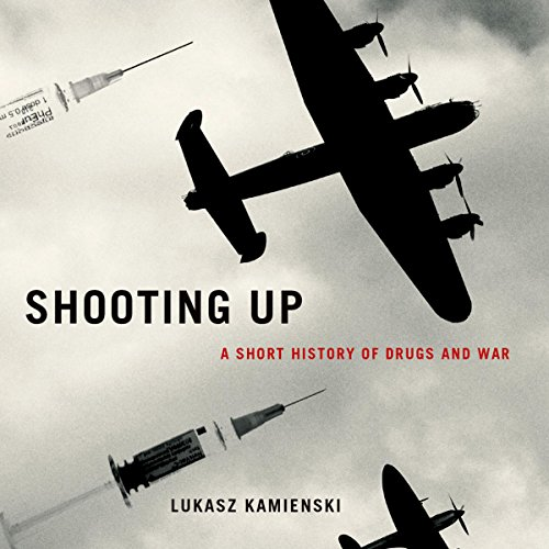 Shooting Up audiobook cover art