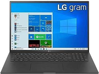 LG Gram 17Z90P-G Ultra Light Weight Laptop,IntelCore i7-1165G7,17Inch,1TB SSD,16GB RAM,Iris® Plus Graphics,Win10 Home,Blac...