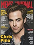 Men's Journal 2014 January - Chris Pine + 5 More Pages Inside Magazine