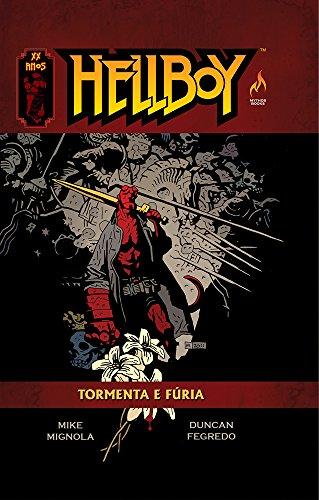 Hellboy - Tormenta e Fúria - Volume 9
