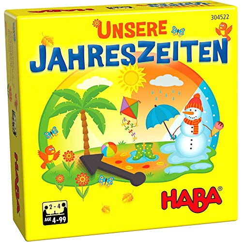 HABA 304522 Unsere Jahreszeiten