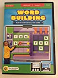 Word Building -- Fun Interactive Game -- Grades K -1 -- Pc Mac