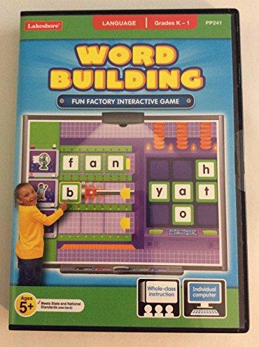 Price comparison product image Word Building -- Fun Interactive Game -- Grades K -1 -- Pc Mac