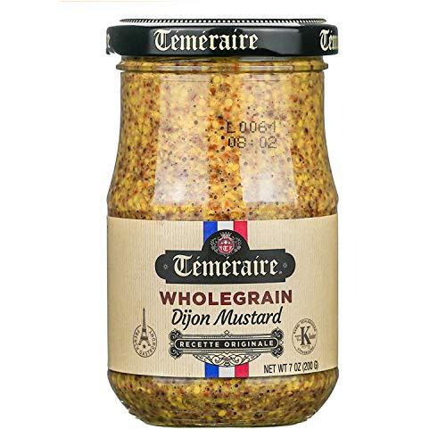 Whole Grain Mustard - Musztarda francuska