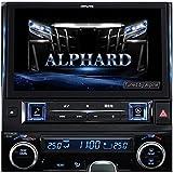 アルパイン(ALPINE) BIG X アルファード 30系 専用 カーナビ 11型 ビッグX【カーモーションイルミパッケージ】 <2018年モデル> EX11Z-AL-LED