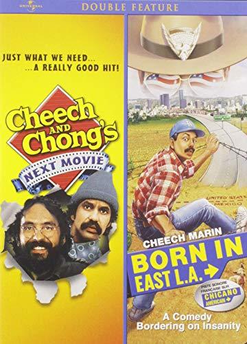 Cheech & Chong's Next Movie & Born in East La [Importado]
