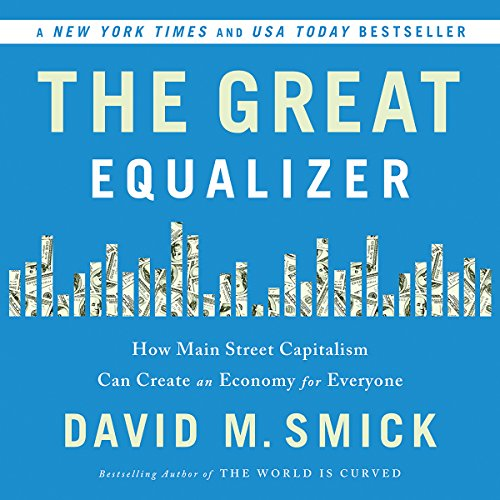 The Great Equalizer audiobook cover art