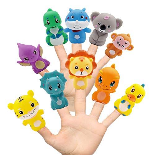 Kakaluote Finger Puppets for Kids