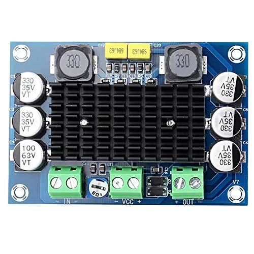 Clyxgs M542 Mono 100W Digital Power Amplifier Board TPA3116D2 Digital Audio Amplifier Board 12-24V