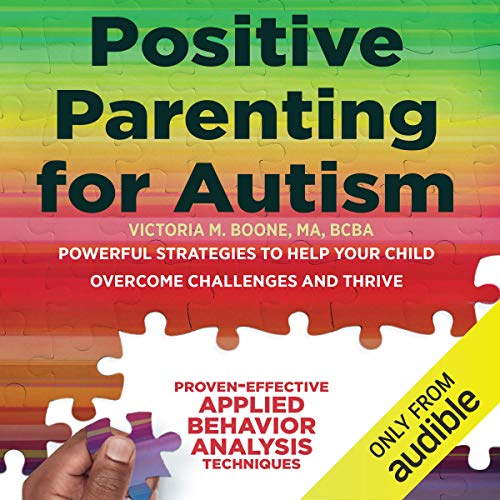 Couverture de Positivie Parenting for Autism
