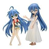 Lucky Star - Izumi Konata & Izumi Kanata Soujirou Treasure Ver [Toy] by Wave