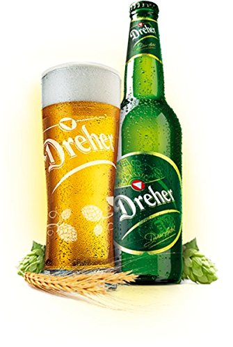 Dreher Classic Bier 0,5 liter Flasche