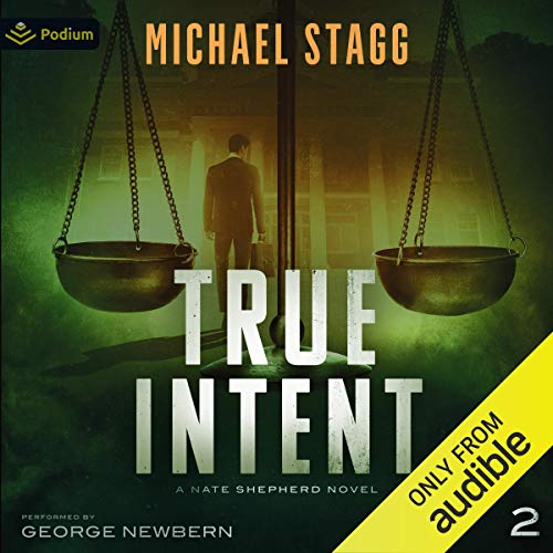 True Intent Audiobook By Michael Stagg cover art