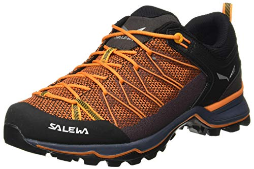 Salewa Herren MS Mountain Trainer Lite Trekking-& Wanderstiefel, Ombre Blue/Carrot, 43 EU