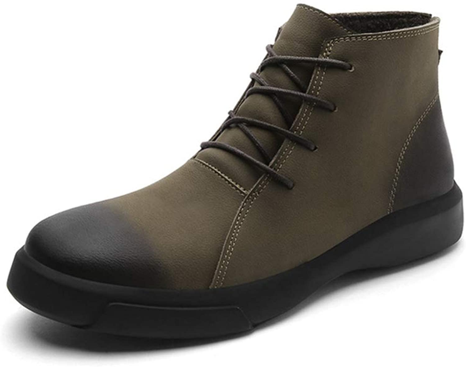Men'S Martin Boots Chelsea Boots Casual shoes Outdoor Travel Boots Ankle Boots Unisex Adult Boots Desert Boots Hiking Boots