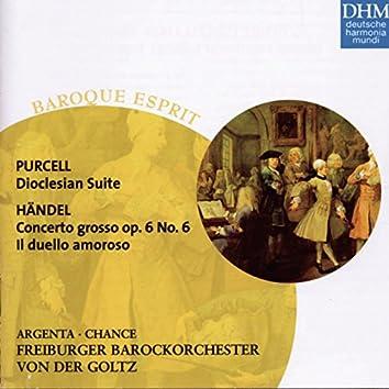 Purcell,Händel: Suite/Concerto