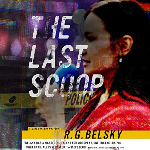 The Last Scoop  By  cover art