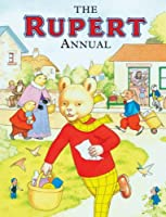 Rupert The Daily Express  Annual No. 72 1405231017 Book Cover