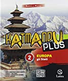 Katmandu plus. Per la Scuola media. Con e-book. Con espansione online. Con 4 Libro: Atlant...