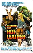 Chrome And Hot Leather Movie Poster 24x36