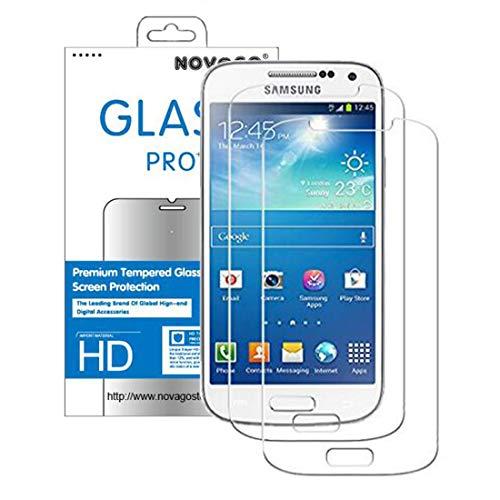 NOVAGO - 2 xProtector de Pantalla Compatible con Samsung Galaxy S4 i9500,...