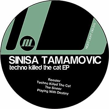 Techno Killed The Cat EP