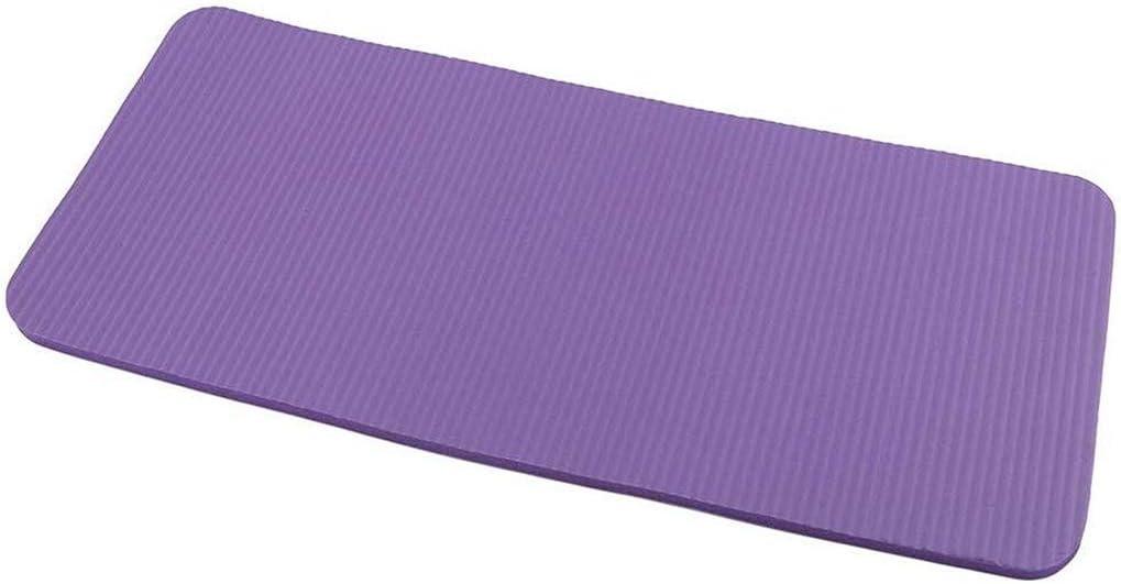 1xWaterproof Yoga Mat TPE Knee Pad Gym Pilates Meditation Exercise Fitness