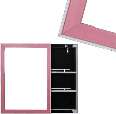 Amazon.com: Howard Elliott Grid – Espejo de pared 19,75 W x ...