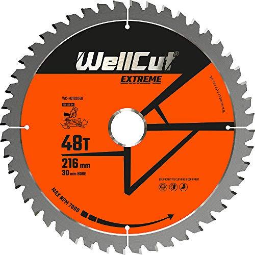 Wellcut wc-chisel4/Groove Gouge punta piatta da 4/pezzi Set di scalpelli trapano martello