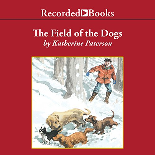 The Field of the Dogs audiobook cover art