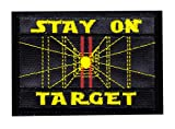 Stay On Target...image