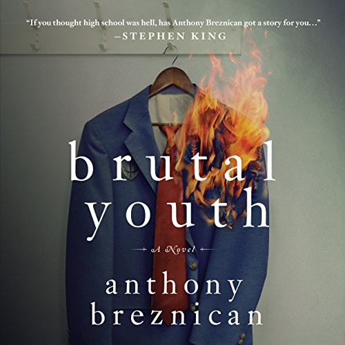 Brutal Youth audiobook cover art