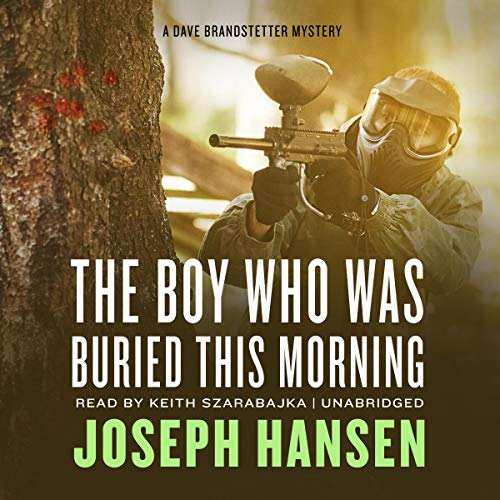 The Boy Who Was Buried This Morning audiobook cover art
