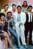 Nostalgia Store Poster, Miami Vice Color Don Johnson & Cast
