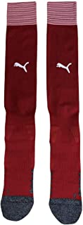 2018-2019 Arsenal Home Football Socks (Red)