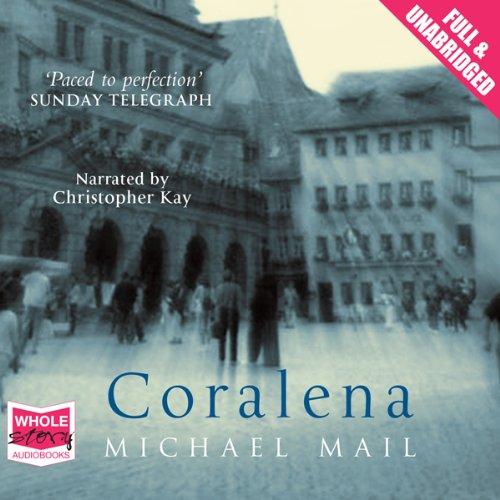 Coralena audiobook cover art