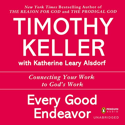 Every Good Endeavor audiobook cover art