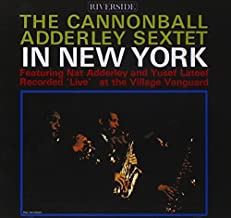 Sextet In New York by Cannonball Adderley (2008-03-04)