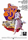 Superfly Poster Movie German 11x17 Ron O'Neal Carl Lee Sheila Frazier Julius W. Harris