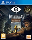 Little Nightmares Deluxe Edition (PS4) (輸入版)