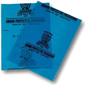 36 X 200 yd Armor Protective Packaging A30G36200 VCI Paper Prevents Rust Corrosion On Ferrous and Non-Ferrous Metal