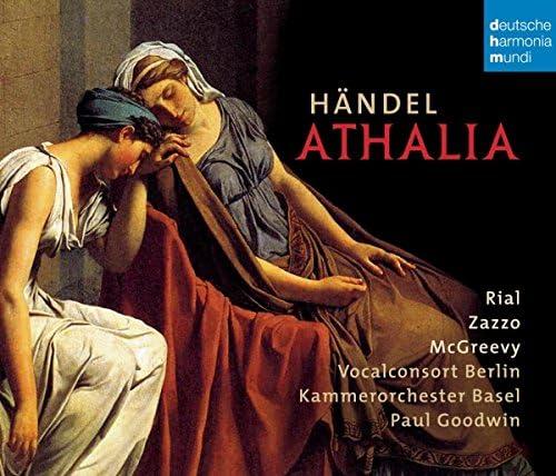 Nuria Rial, Lawrence Zazzo & Kammerorchester Basel