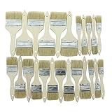 GAM BB12324 Household-Bristle-paintbrushes, Brown