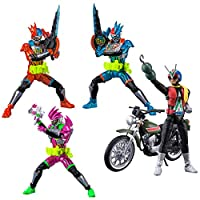 SHODO-X 仮面ライダー11 [全7種セット(フルコンプ)] バンダイ 食玩