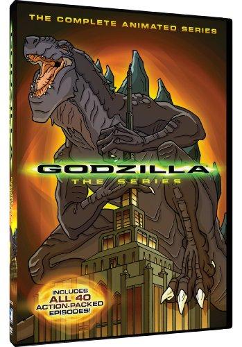 Godzilla: Complete Animated Series (4pc) / (Box) [DVD] [Region 1] [NTSC] [US Import]