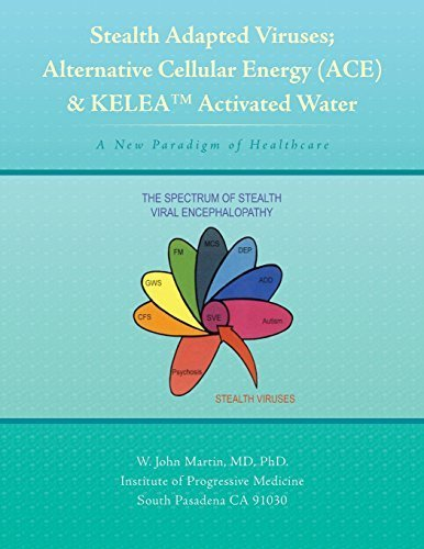 Stealth Adapted Viruses; Alternative Cellular Energy (ACE) & KELEA Activated Water: A...