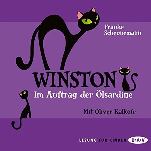 Im Auftrag der Ölsardine (Winston 4) Titelbild