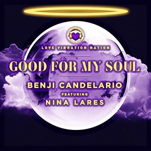Benji Candelario feat. Nina Lares