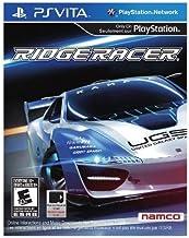 RidgeRacer PlayStation Vita by Namco