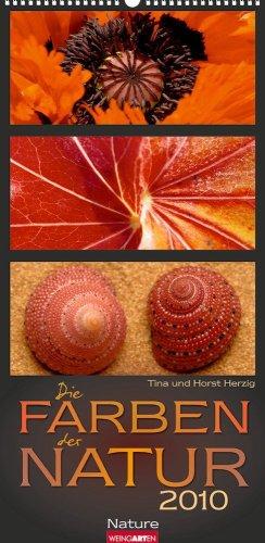 Weingarten-Kalender Farben der Natur 2010